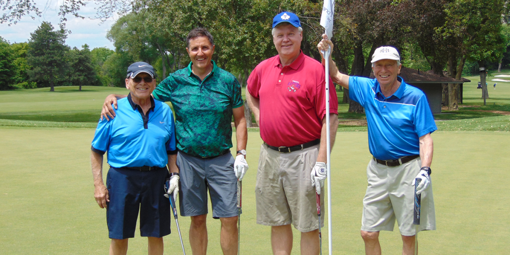 Participants of the 2019 ShareLife Golf Tournament